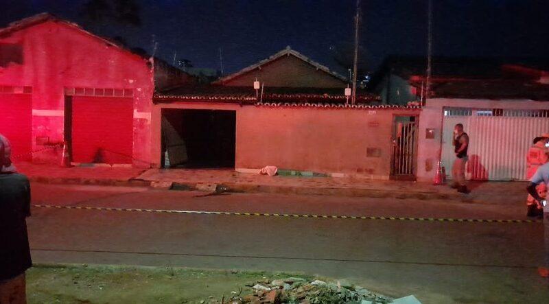 Mulher é morta brutalmente pelo marido em Unaí - Foto: Polícia Militar/Divulgação