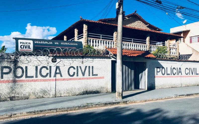 Trio suspeito de participar de homicídio em Santa Luzia é preso - Foto: Divulgação/PCMG