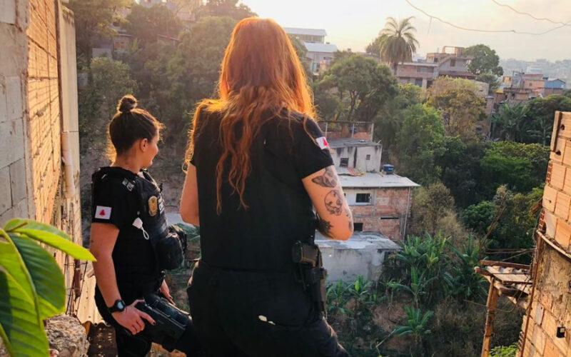 Polícia Civil prende investigado por violência doméstica em Ibirité - Foto: Divulgação/PCMG