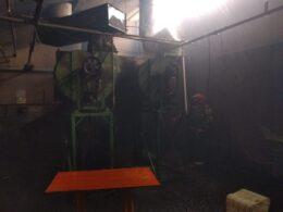Incêndio atinge churrascaria Baby Beef, no bairro União, em BH - Foto: Divulgação/CBMMG