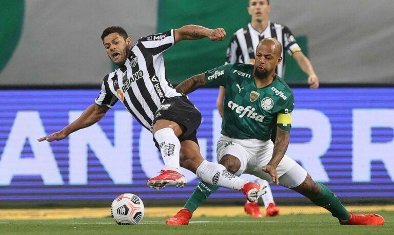 Libertadores: Palmeiras e Atlético-MG empatam sem gols - Foto: Divulgação/Palmeiras