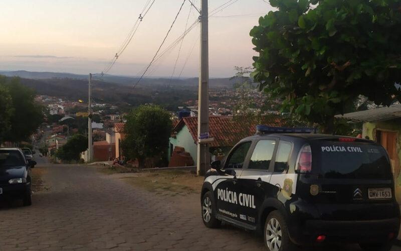 Polícia prende suspeito de tentativa de feminicídio em Salinas - Foto: Divulgação/PCMG