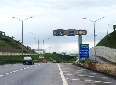 Estradas mineiras ficarão mais seguras com 598 novos radares de velocidade - Foto: Divulgação/DER