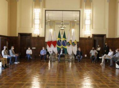 Prefeitura libera presença de torcedores em estádios de futebol em Belo Horizonte - Foto: PBH/Amira Hissa