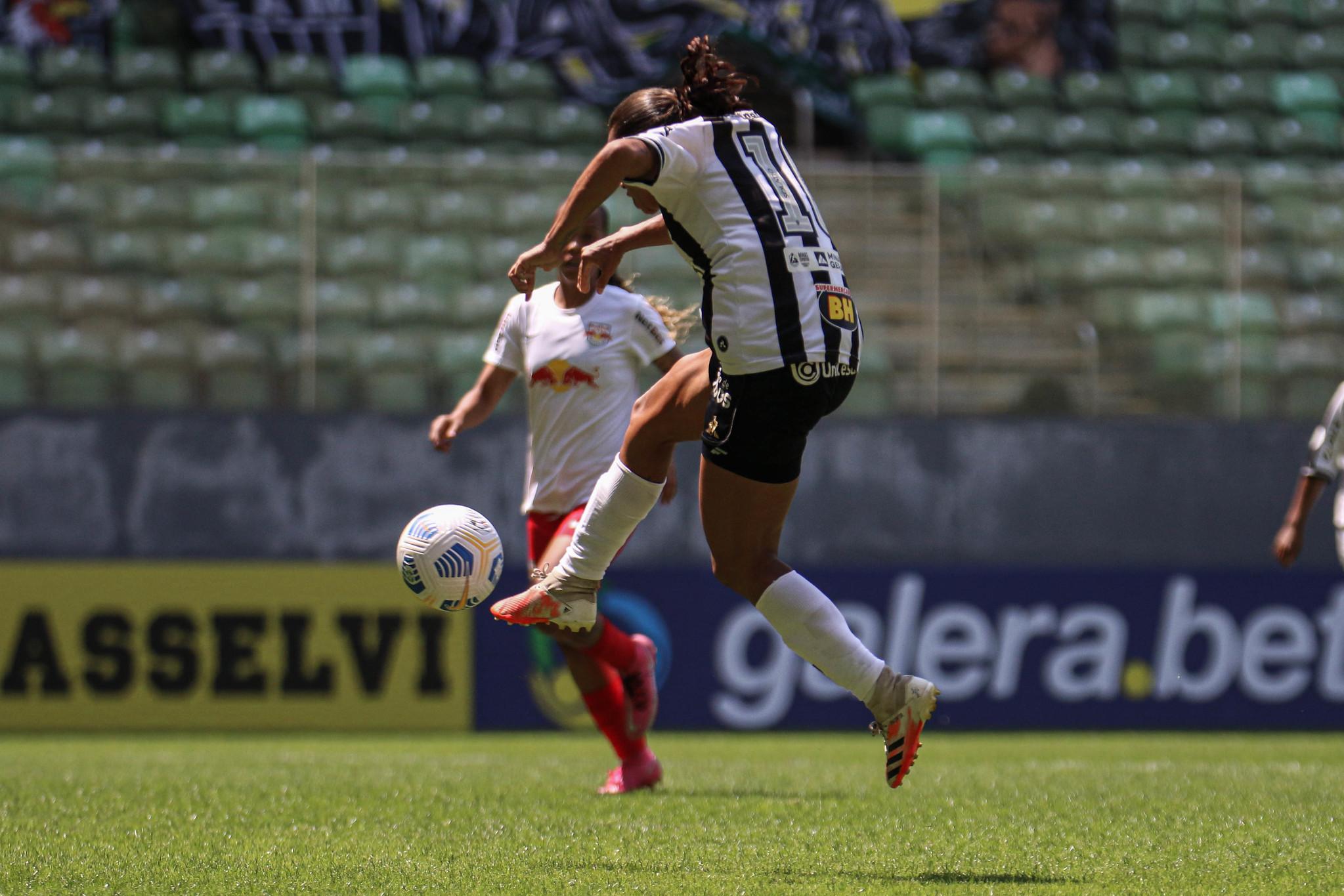 Atlético perde nos pênaltis e fica com o vice do Brasileiro Feminino A2 - Foto: Bruno Sousa/Atlético