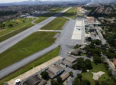 Aeroporto da Pampulha - Foto: Carlos Alberto/Imprensa MG