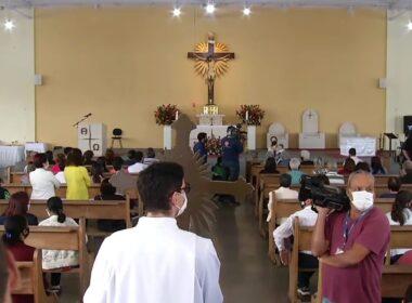 Nossa Senhora Aparecida - Foto: Reprodução/TV Horizonte