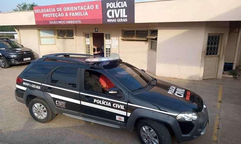 Avó é preso suspeito de estuprar neta de apenas 10 anos é preso em Araxá - Foto: Divulgação/PCMG