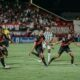 Atlético-MG leva virada diante do Atlético-GO e perde invencibilidade no Brasileirão - Foto: Bruno Corsino/ACG