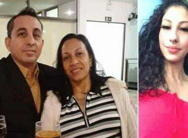 Casal e filha mortos em Pouso Alegre - Foto: Reprodução/Redes SociaisCasal e filha mortos em Pouso Alegre - Foto: Reprodução/Redes Sociais