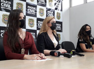 Mulher encontrada morta em hotel foi vítima de feminicídio no Centro de Belo Horizonte - Foto: Divulgação/PCMG