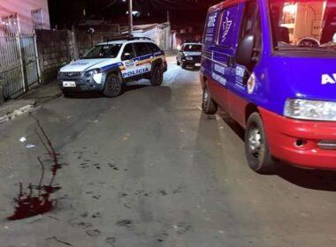 Pai morre após sofrer infarto ao saber que filho foi baleado em Barão de Cocais - Foto: Grupo de Atendimento Voluntário de Emergência-Gave/Divulgação