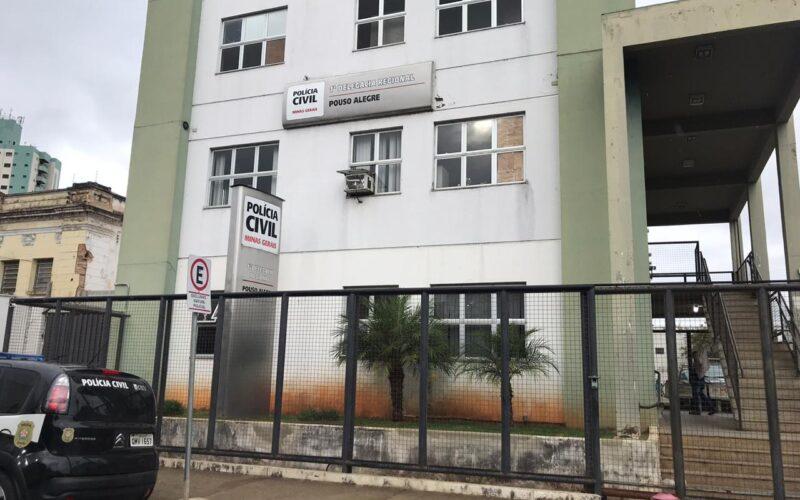 Polícia prende suspeito de agredir e ameaçar a vida de ex e seu filho em Pouso Alegre - Foto: Divulgação/PCMG