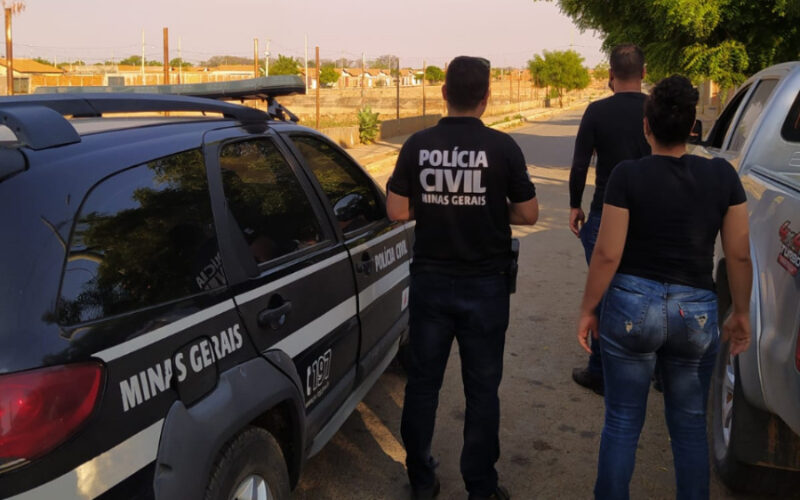 Polícia apreende adolescentes por tentativa de homicídio em Janaúba - Foto: Divulgação/PCMG