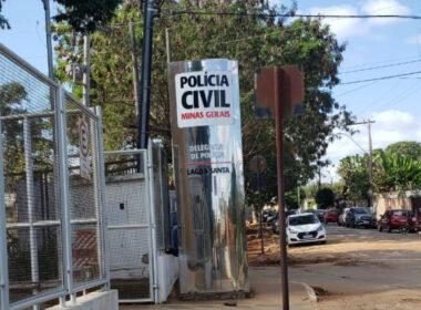 Irmãos suspeitos de participar de homicídio são presos em Lagoa Santa - Foto: Divulgação/PCMG